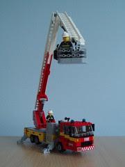 ladder truck