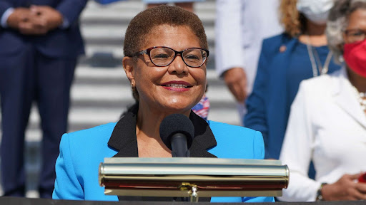 Avatar of To honor John Lewis' legacy, need to pass voting rights act: Rep. Karen Bass