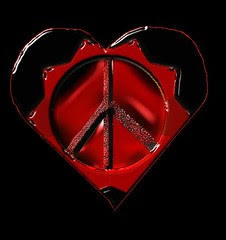 Spread the love and peace.