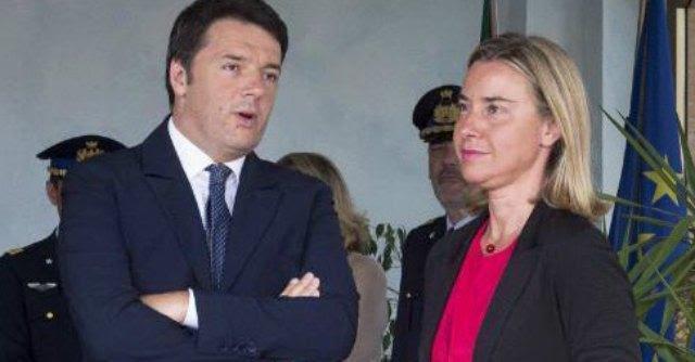 """Ue, Van Rompuy: """"Mogherini è Lady Pesc, Tusk presidente del Consiglio"""""""