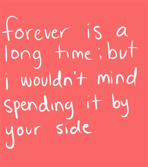 Always By Your Side Love Quotes