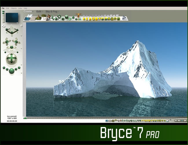 A picture of Bryce 7 Pro