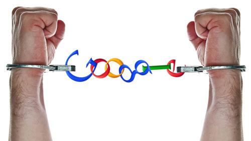 谷歌被屏蔽