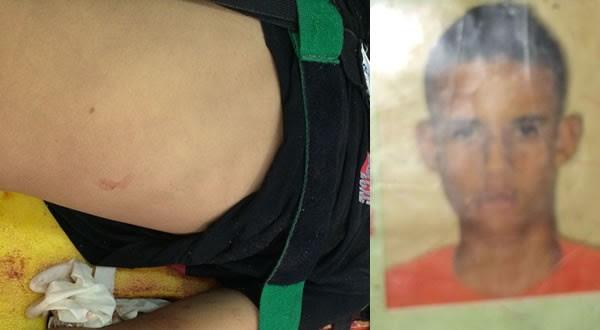 Henrique Alves Brito morto no Luiz Eduardo Magalaes