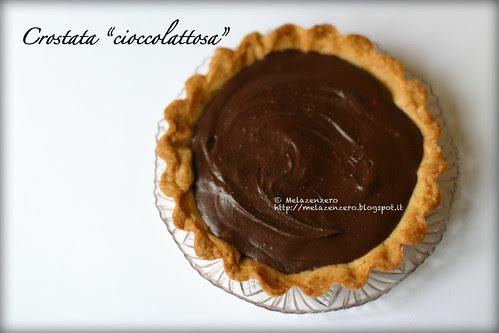 """crostata """"cioccolattosa"""""""