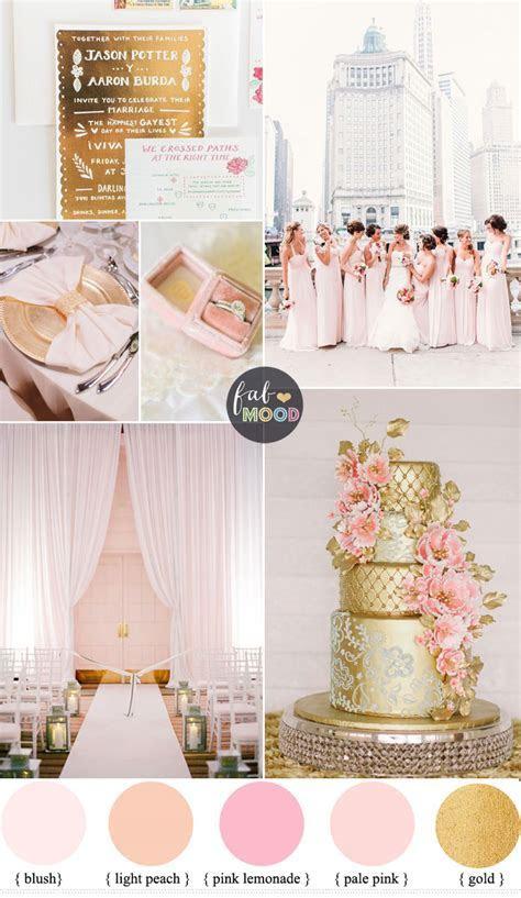 Blush pink wedding theme { 36 Pretty blush pink color