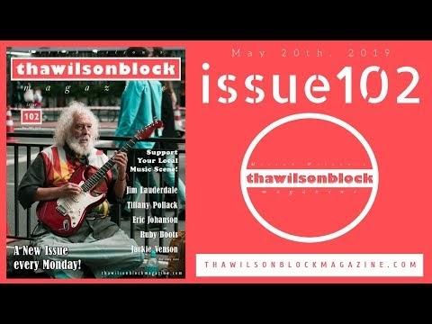 thawilsonblock magazine issue102 on YouTube
