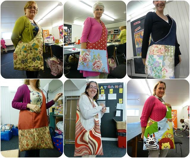 Slouch Bag Workshop Aug13