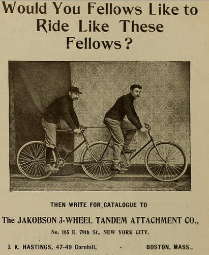 Odd Tandem (1896)