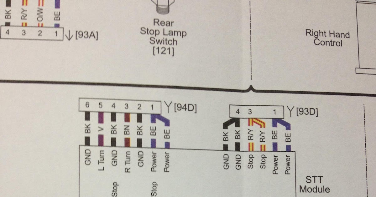 Buell Motorcycle Turn Signal Wiring Diagram - Wiring ...