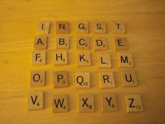 Scrabble 2 | Tacky Harper's Cryptic Clues