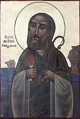 St Aidan of Lindisfarne