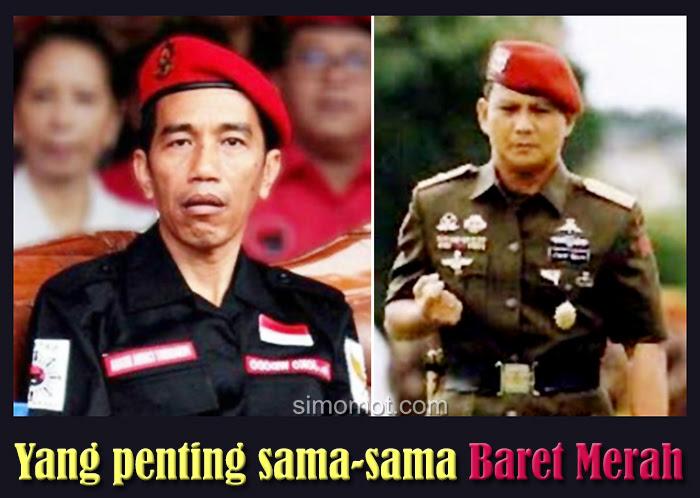 Gambar Lucu Prabowo Vs Jokowi | Anime Wallpaper