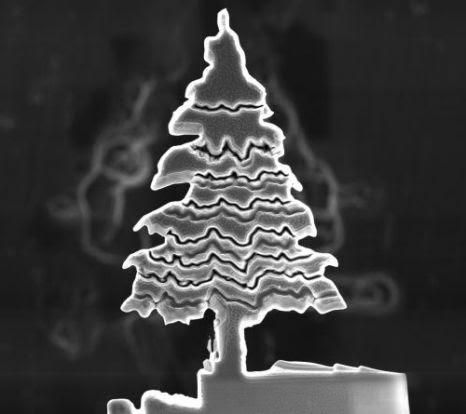 Silicon Christmas tree