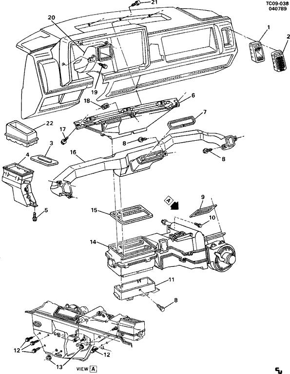 35 2000 Chevy Blazer 4x4 Vacuum Diagram