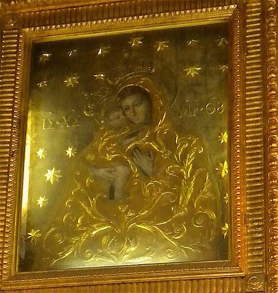 Fil: Madonna del Pascolo, Ss.  Sergio e Bacco, Rome.jpg