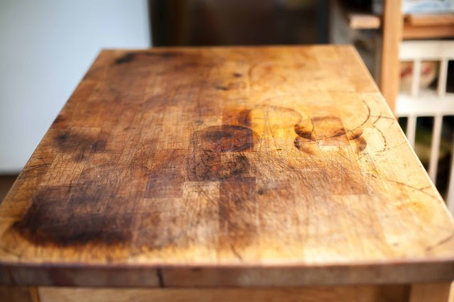How to Refinish a Butcher Block (with Pictures) | eHow