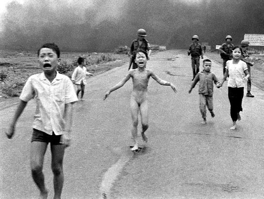 'Napalm Girl' by Nick Ut