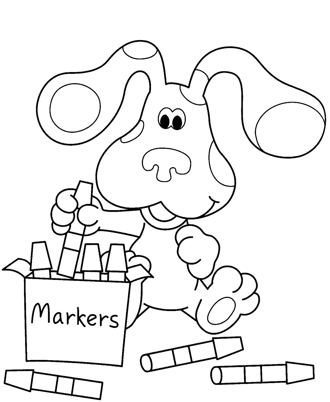 Nick Jr Coloring Pages (14) | Coloring Kids