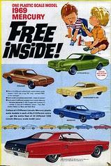 1969 Mercury car offer