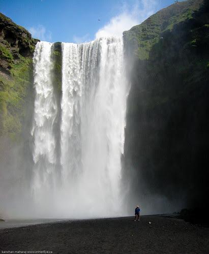 Iceland Day 9 - Skogafoss, Gulfoss, Volcano (not)-2