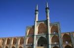 iran-desert-blue-yazd-mosque-sky