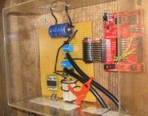 Chicken Coop Automatic Door Opener