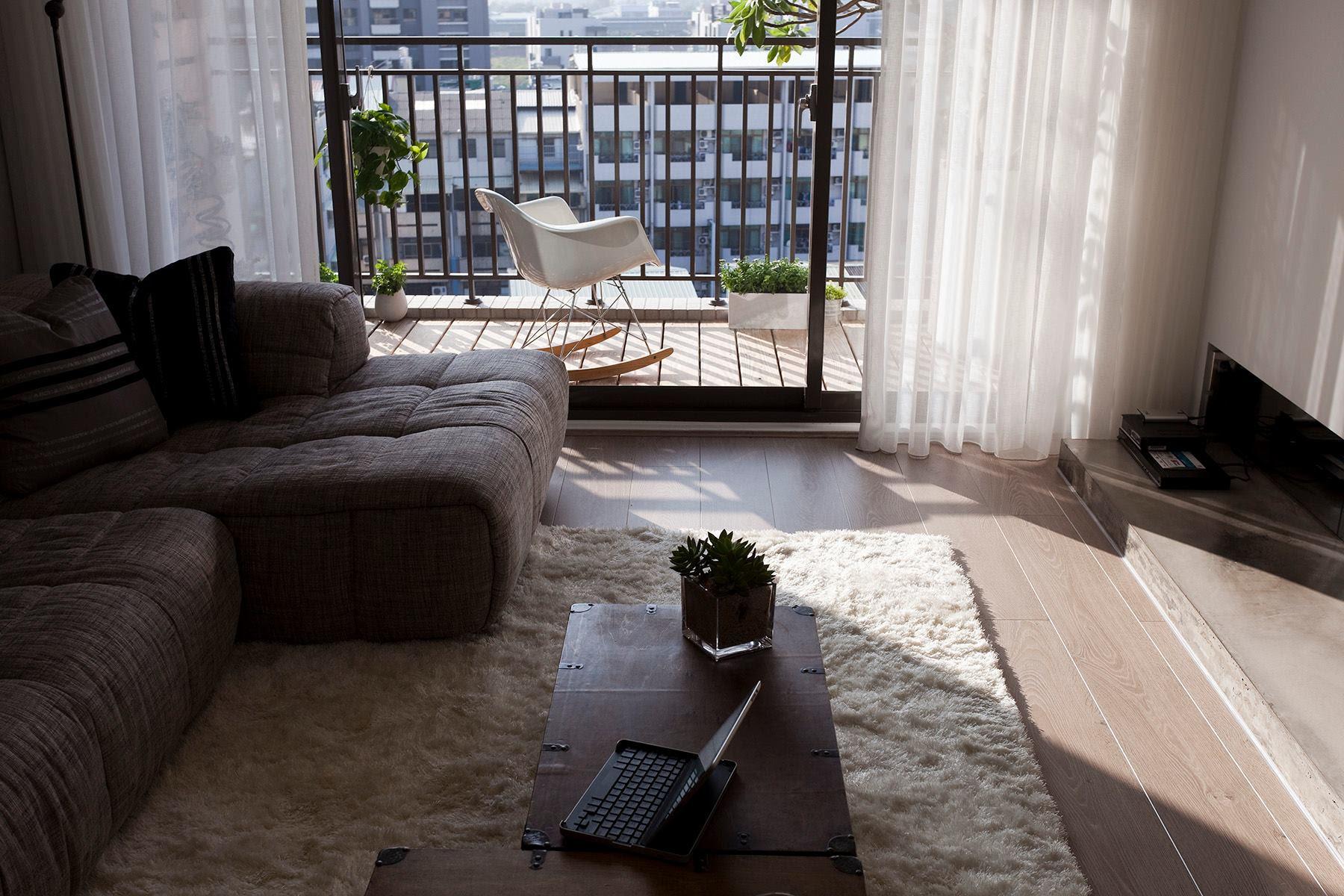 Living room balconyInterior Design Ideas.