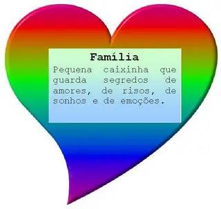 Poema Família Amor E Reflexões Mensagens Cultura Mix
