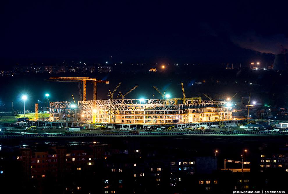 стадион «Калининград» (Kaliningrad Stadium)