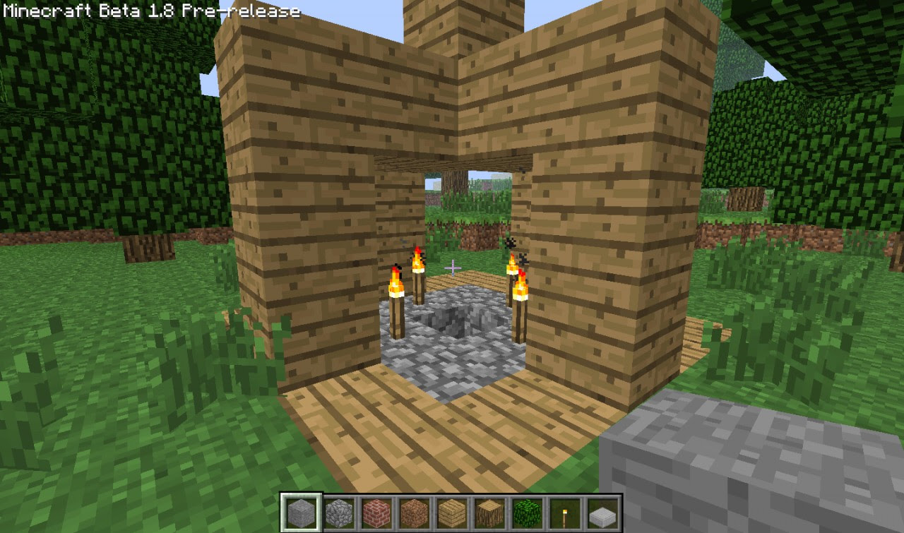 Minecraft 1 8 Stronghold Minecraft Project