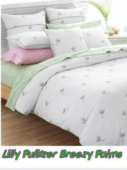 Kathleen Alcala Lilly Pulitzer Bedding Tropical