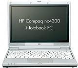 HP Notebook nx4300 (CM360, 512MB, 12.1