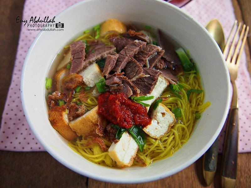 Resepi Bihun Sup Ayam Utara Azie Kitchen Resepi Book F