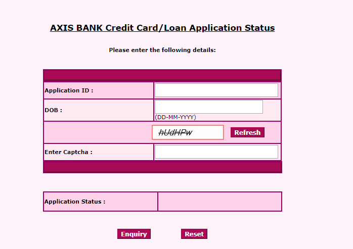 axis bank customer care home loan enquiry
