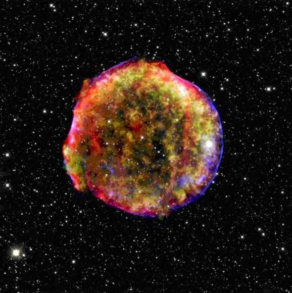 remanente_de_supernova_de_Tycho
