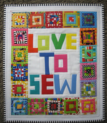 """""""Love to Sew"""""""