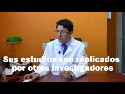 Ariel Amaru, el boliviano que descubrió un medicamento contra un tipo de cáncer