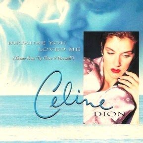 Celine Dion Because You Loved Me Lyrics Spanish