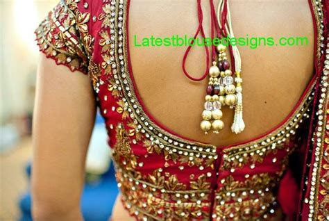 Bridal Saree Blouse   Latest Blouse Designs   blouse image