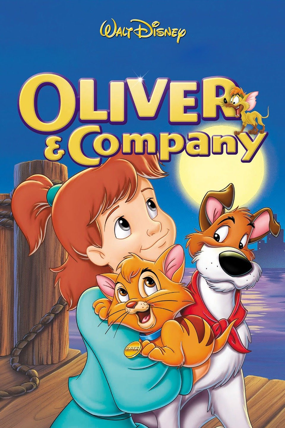 Image result for oliver and company 1988