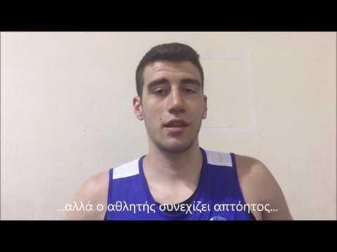 Ο Χρηστίδης,τα φιλικά και η προετοιμασία για το Ευρωπαϊκό Εφήβων