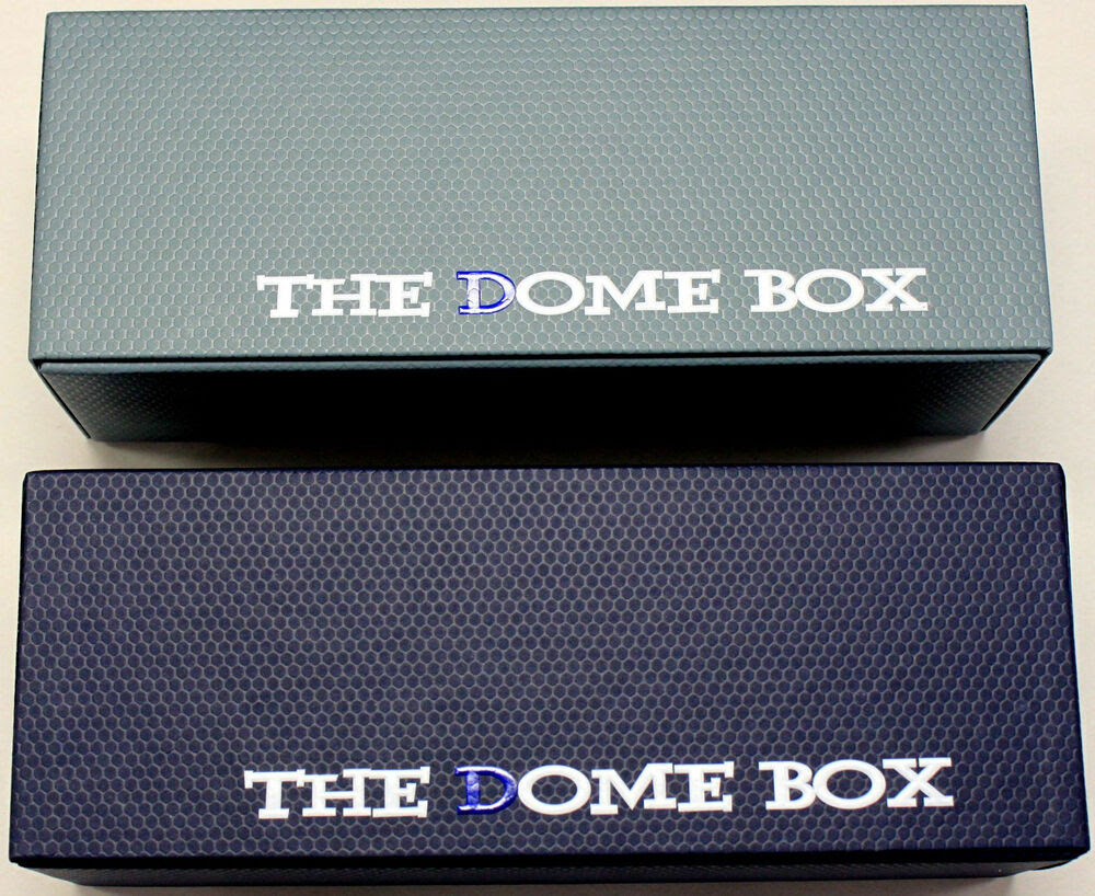 THE DOME BOX Sports Card Storage Box Preserve Your Regular and Graded Cards eBay