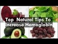 How To Increase Hemoglobin Fast Naturally