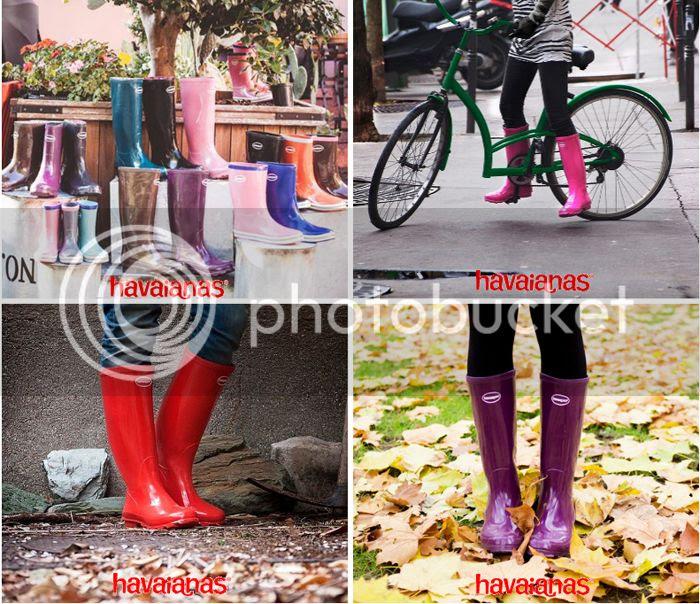 Havaianas Rain Boots