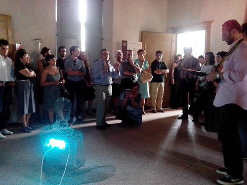 Domenico Maria Papa presenta ArtSite by Ylbert Durishti