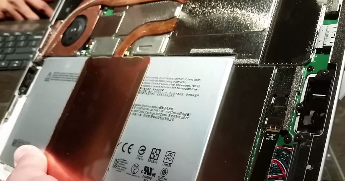 Surface Book And Surface Pro 4 Teardown Videos Appear