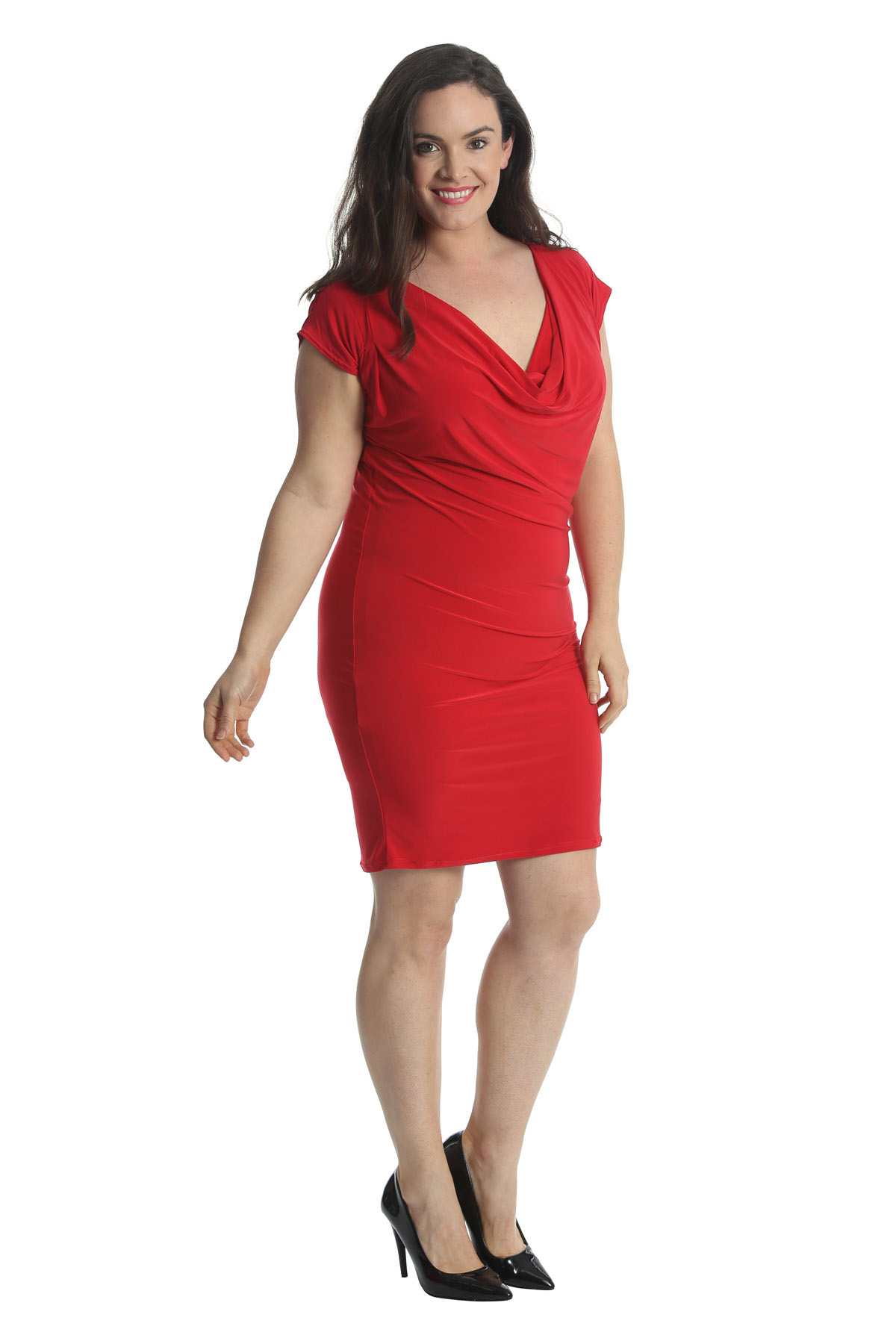 Plus women size in for dresses bodycon