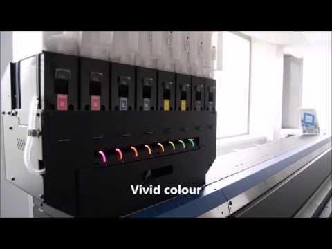 Mimaki ve Panasonic kafalı Sublimasyon baskı makineleri....