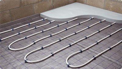 Insonorizar falso techo calefaccion radiante por agua - Calefaccion suelo radiante electrico ...